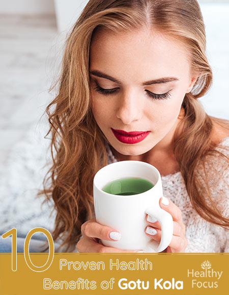 10 Proven Health Benefits of Gotu Kola