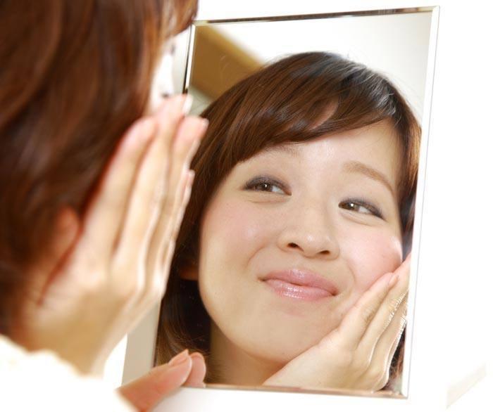 clean-skin-reflection