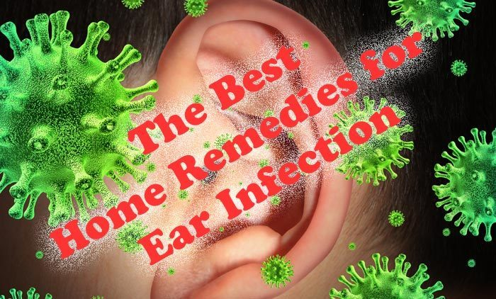 how to clear up an ear infection