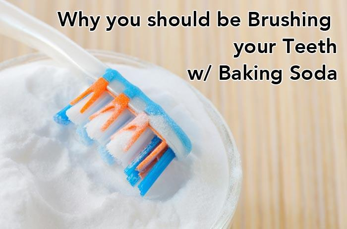why you should brush your teeth Do you need to wait after brushing to whiten your teeth you should not need to wait an extended length of time to whiten you teeth after brusing it is recommended that the teeh be clean and free of plaque and tarter for the best results.