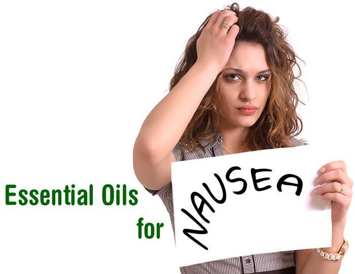 Proven Essential Oils for Nausea