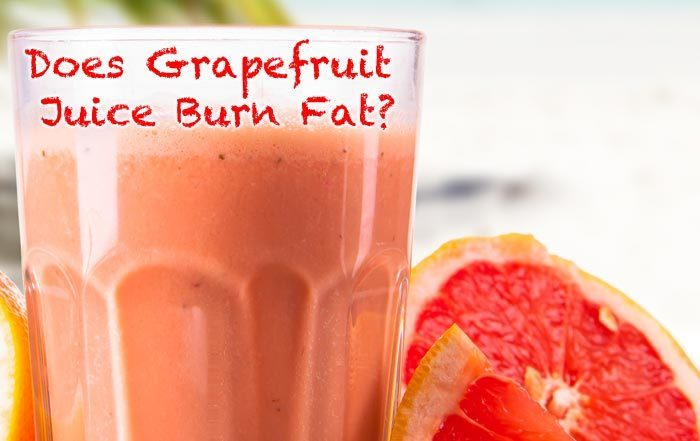Does Grapefruit Juice Burn Fat
