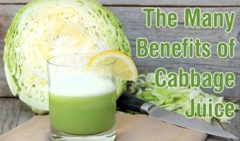 The Many Benefits of Cabbage Juice