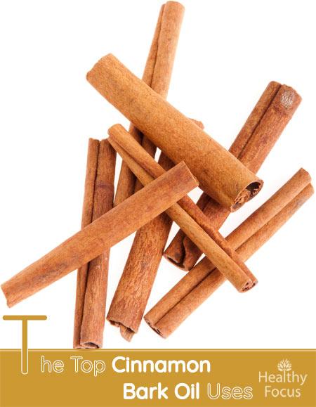 The Top Cinnamon Bark Oil Uses