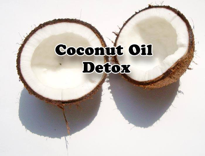 Coconut Oil Detox