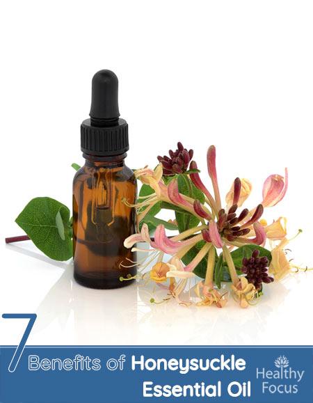 7 Benefits of Honeysuckle Essential Oil