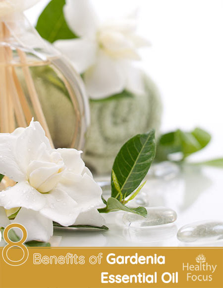 8 Benefits of Gardenia Essential Oil