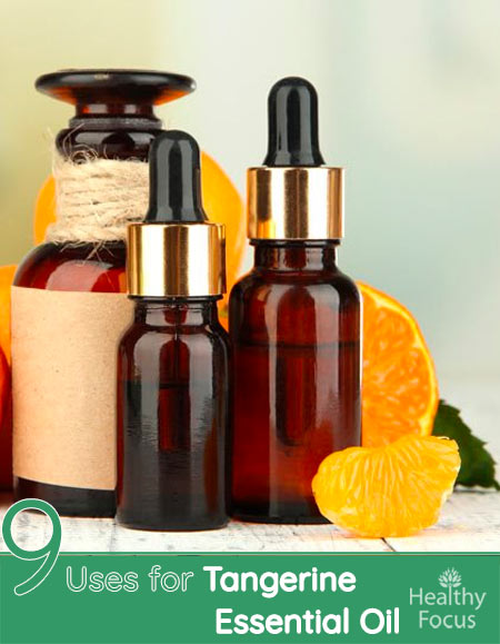 9 Uses for Tangerine Essential Oil