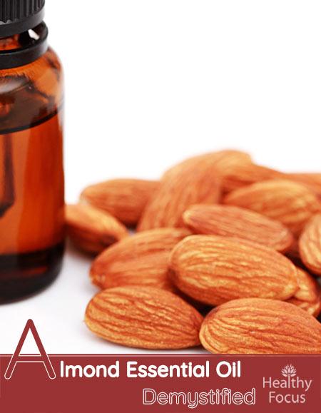 Almond Essential Oil Demystified