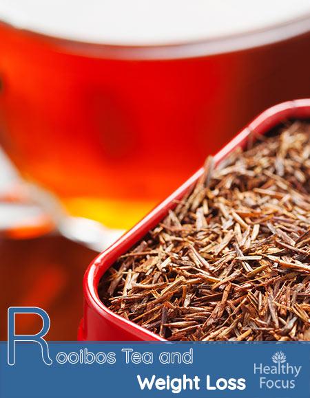 Rooibos Tea and Weight Loss