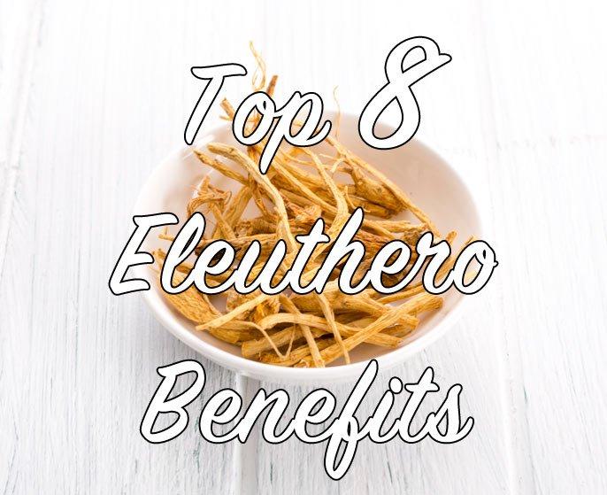 Top 8 Eleuthero Benefits