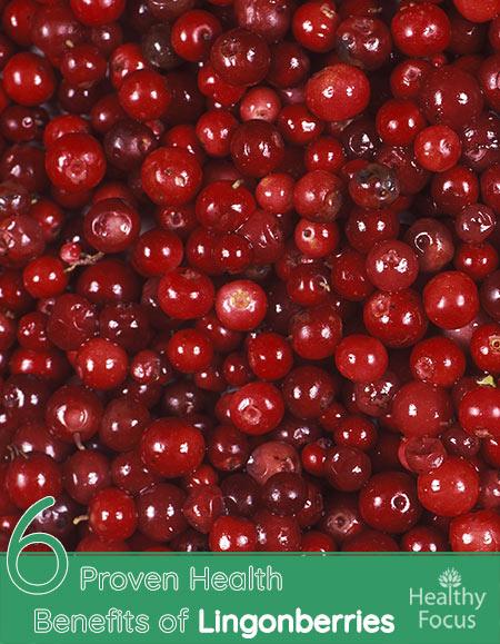 6 Proven Health Benefits of Lingonberries