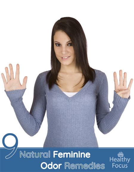 9 Natural Feminine Odor Remedies