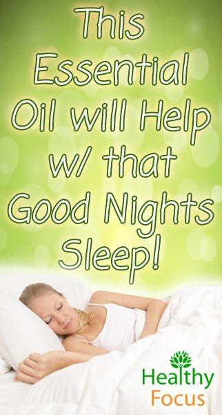 Ravintsara oil for sleep