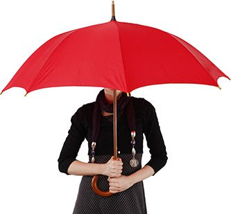 red-umbrella