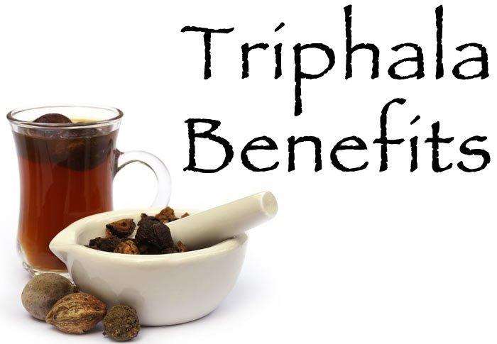 Benefits of Triphala