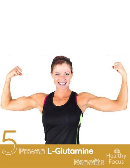 5 Proven L-Glutamine Benefits