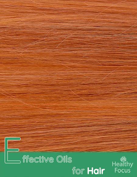 Effective Oils for Hair