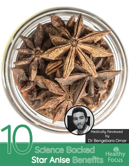 10 Science Backed Star Anise Benefits