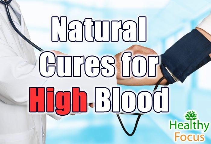 Natural Remedies to Treat High Blood Pressure
