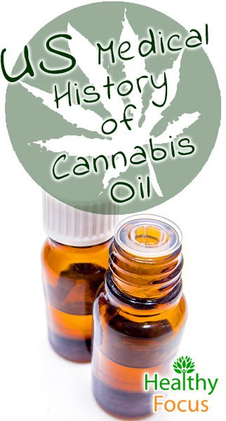 US medical history of cannabis oil