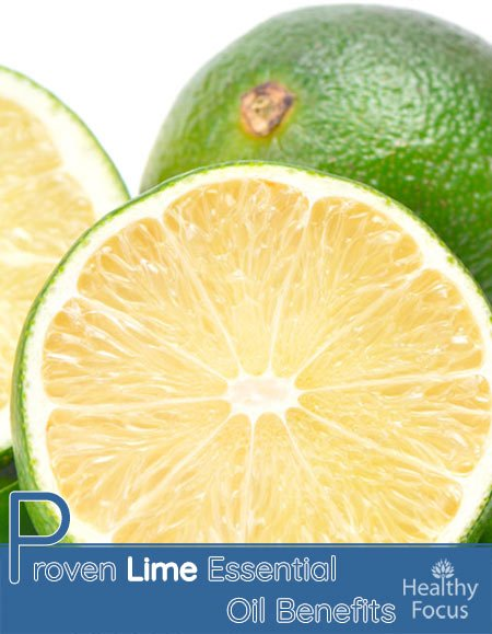 10 Proven Lime Essential Oil Benefits