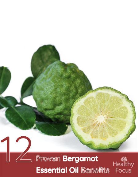 12 Proven Bergamot Essential Oil Benefits