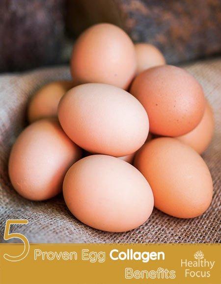 5 Proven Egg Collagen Benefits