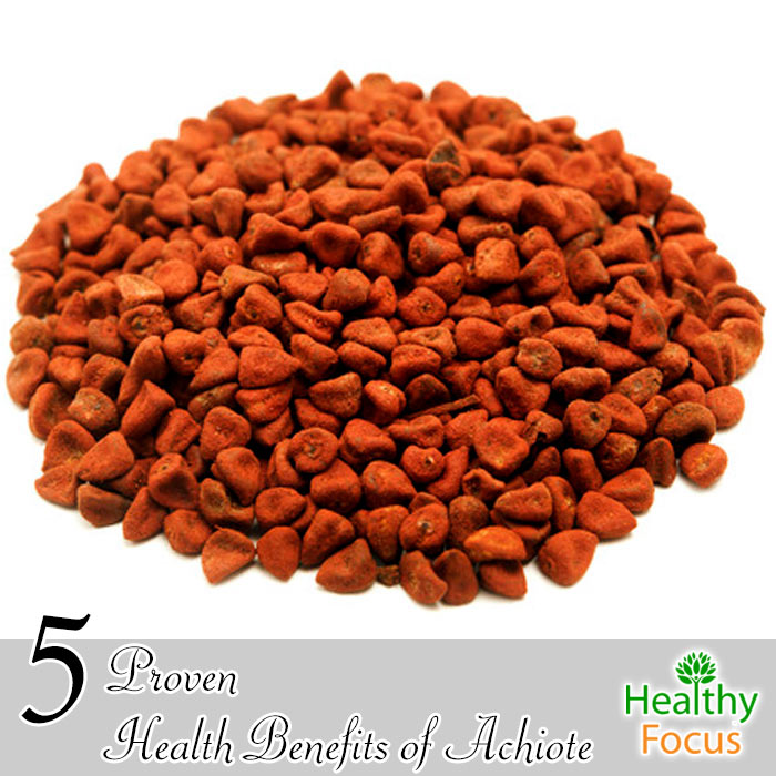 5 Proven Health Benefits of Achiote - Healthy Focus