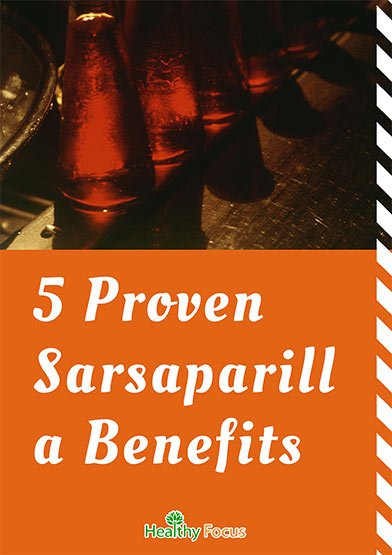 Sarsaparilla Benefits