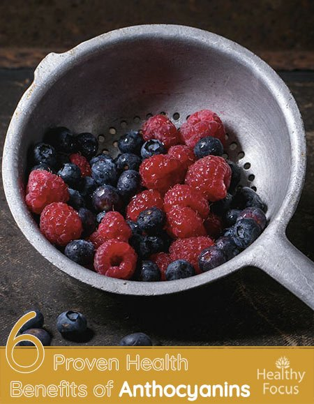 6 Proven Health Benefits of Anthocyanins