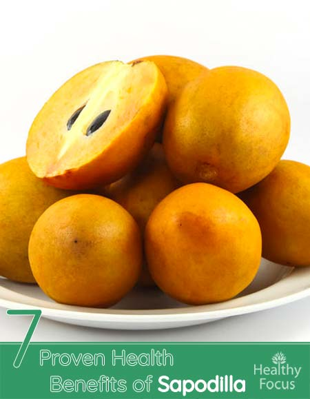 Sapodilla Fruit Images