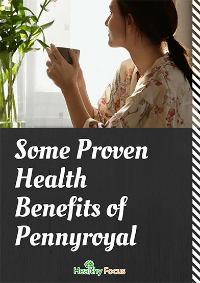 Proven Health Benefits of Pennyroyal