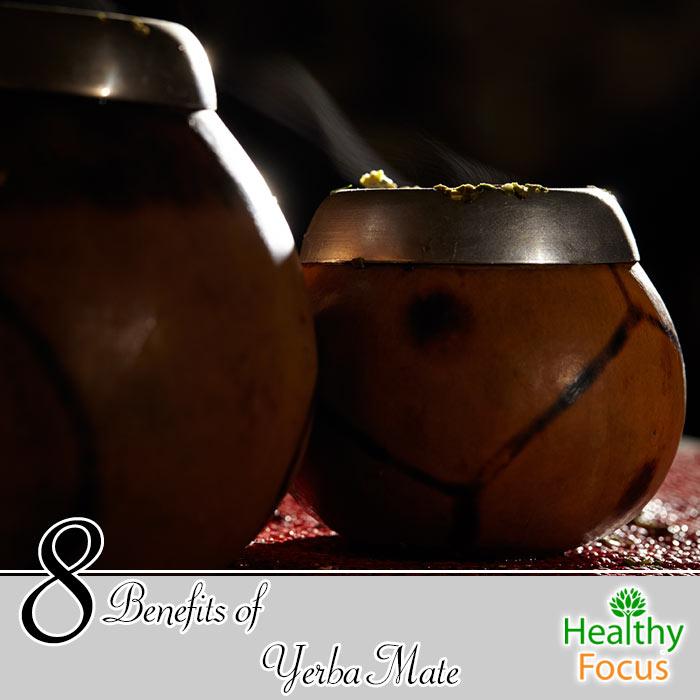 Yerba Mate Drink Benefits