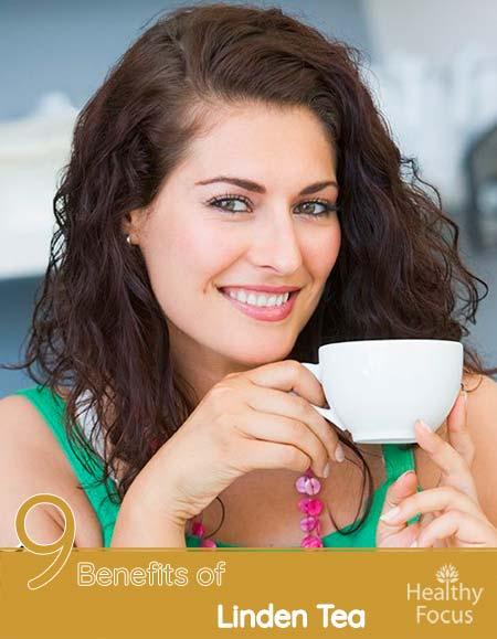 Benefits of Linden Tea