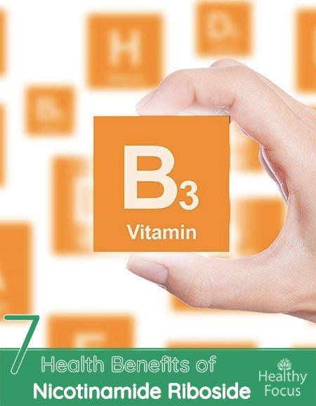 7 Health Benefits of Nicotinamide Riboside