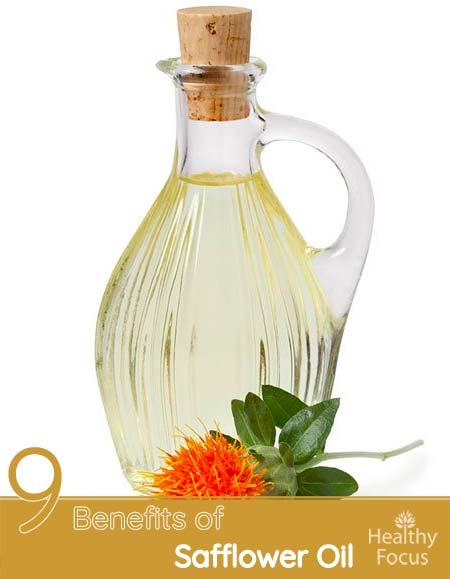 9 Benefits of Safflower Oil