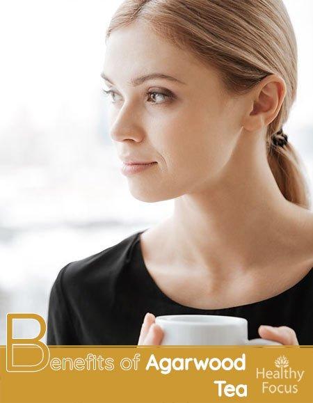 Benefits of Agarwood Tea