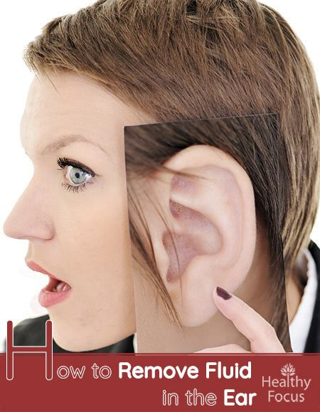 How to Remove Fluid in the Ear