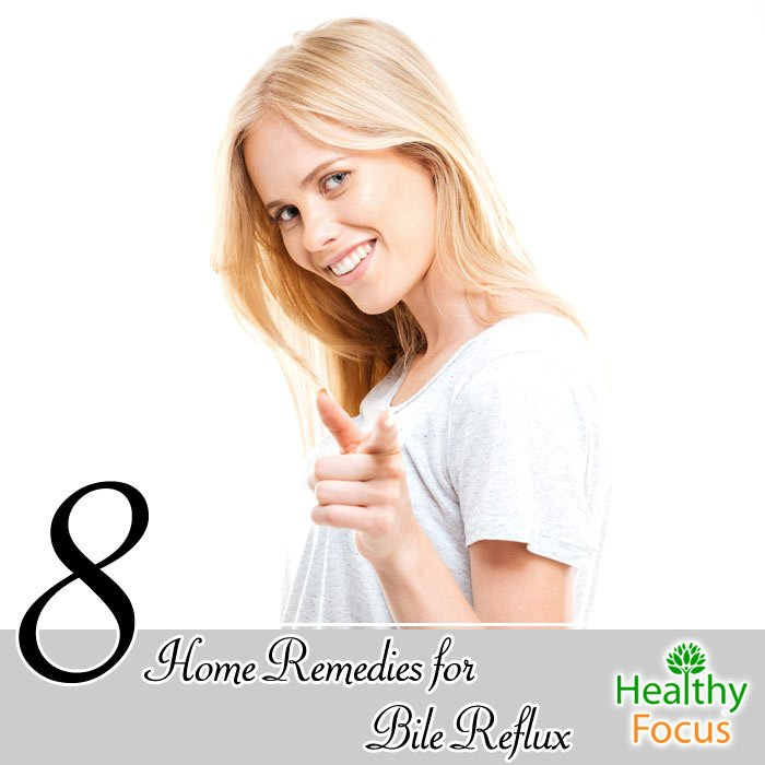 Remedies for Bile Reflux