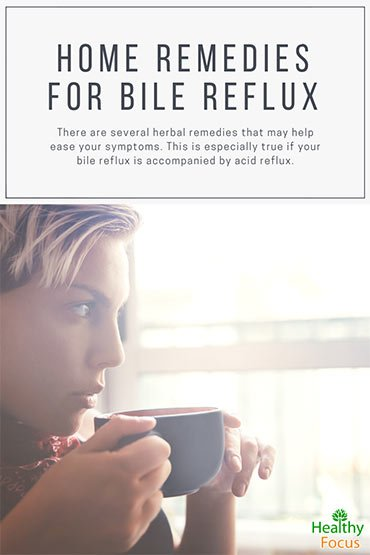 Home Remedies for Bile Reflux