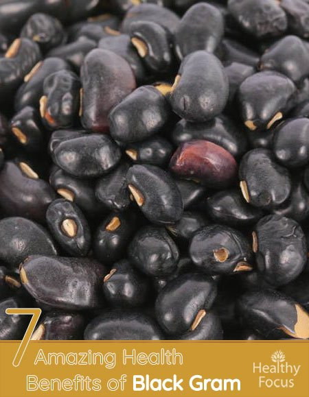 7 Amazing Health Benefits of Black Gram