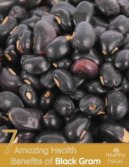 7 Amazing Health Benefits of Black Gram