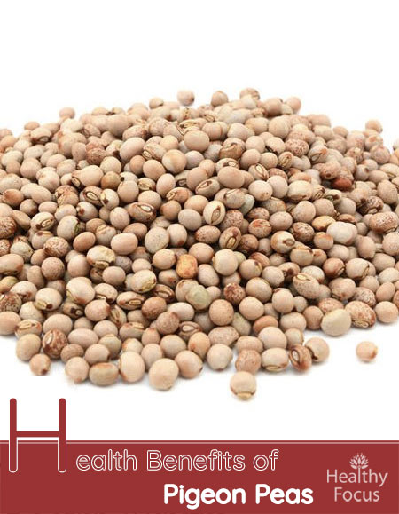 Health Benefits of Pigeon Peas