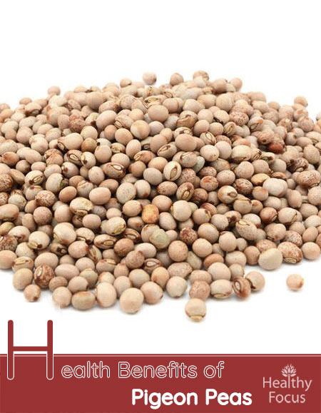 Health Benefits of Pigeon Peas