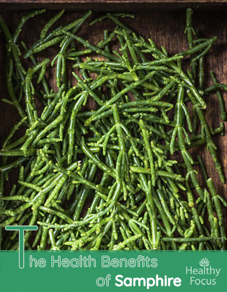 The Health Benefits of Samphire