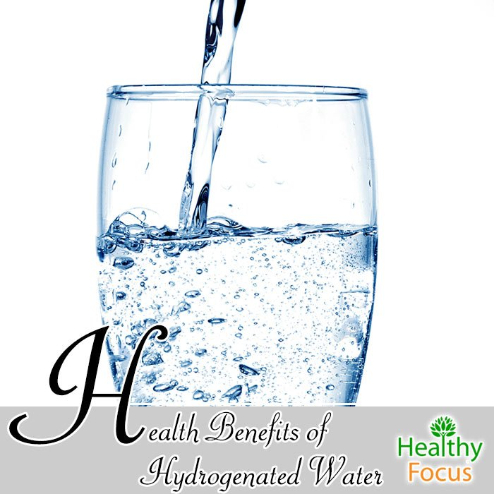 hydrogen water benefits