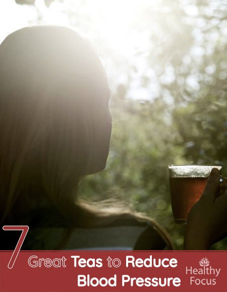 7 Great Teas to Reduce Blood Pressure