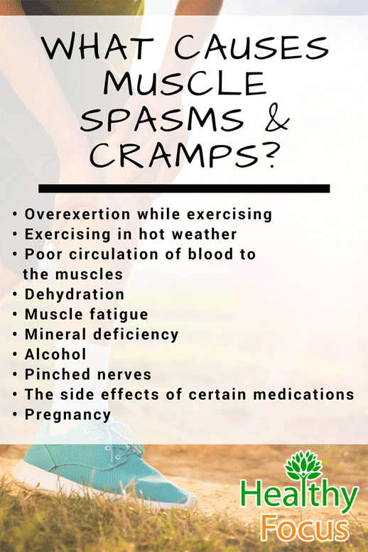 12 Essential Oils for Muscle Spasms and Cramps - Healthy Focus