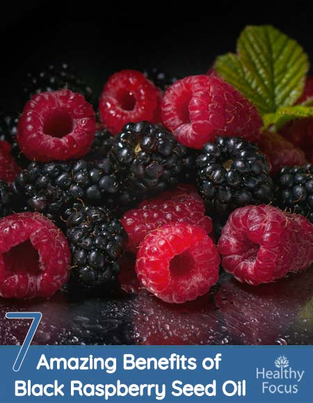 Amazing Benefits Black Raspberry Seed Oil